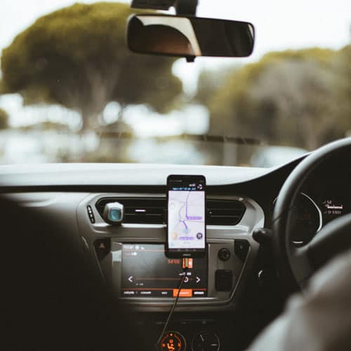 Uber 4 business on Xero Connect